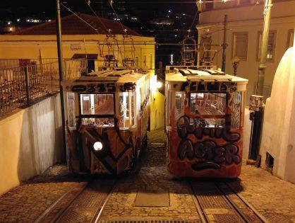 Lizbona [cz.1] - czyli jak prawie dostałem zawału ;)