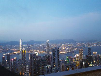 Nasz Hongkong [cz.4] - The Peak - Czy ktoś wie jak tam dotrzeć?