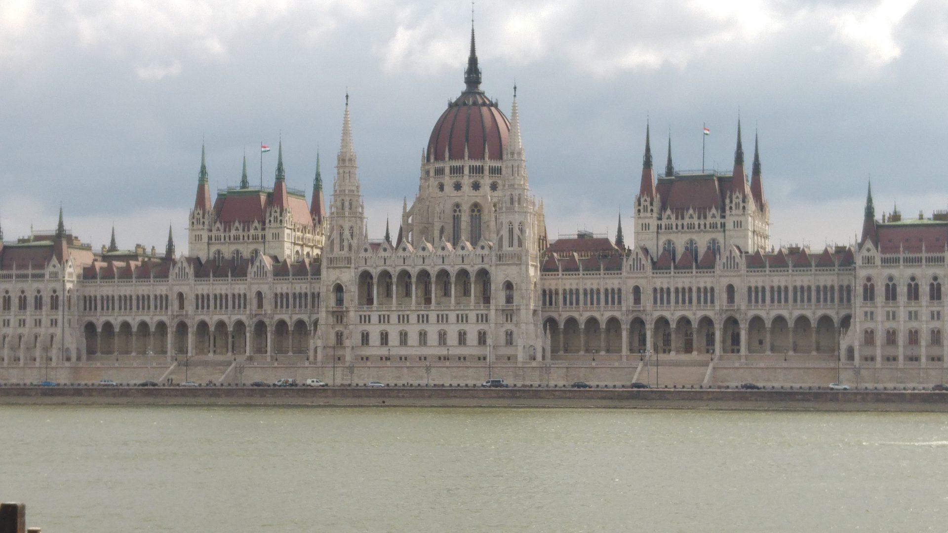 Budapeszt [cz.1] - rzęchami po stolicy