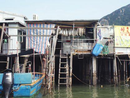 Nasz Hongkong [cz.6] - Wioska Tai O
