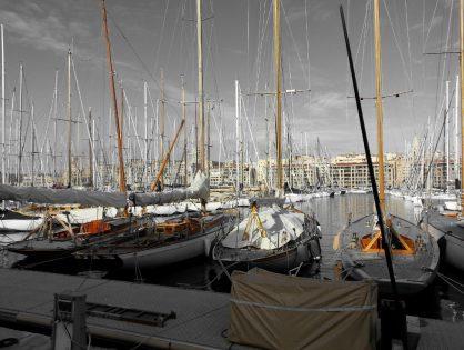 Sylwester w Marsylii