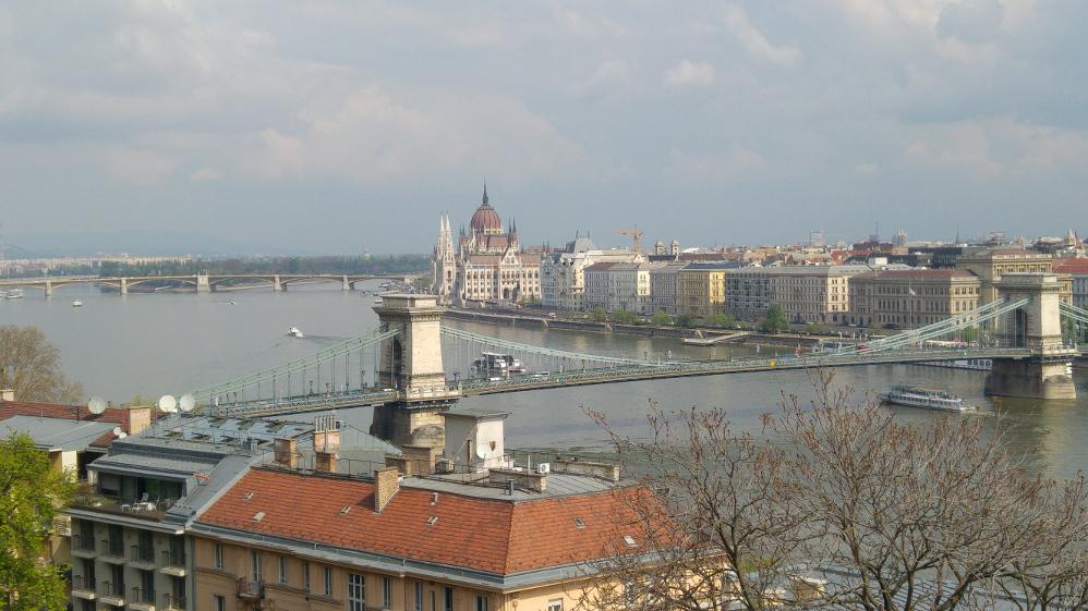 Budapeszt [cz.3] - Bazar jak dworzec i toaleta de lux