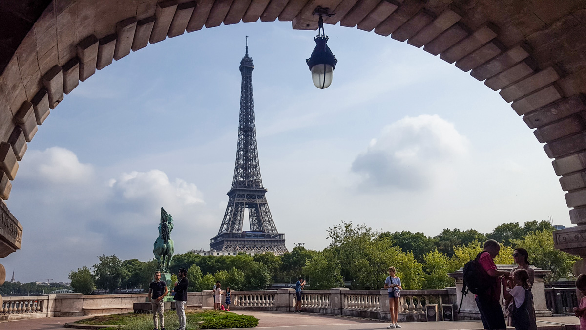 Miasto świateł - Latarnie w Paryżu