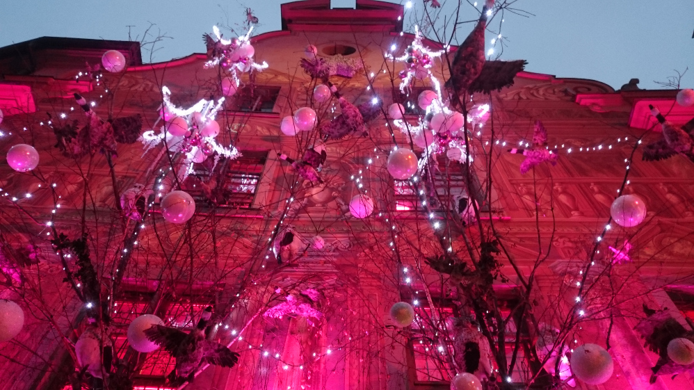 Świąteczny Strasburg