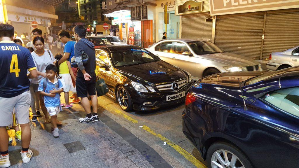 W Hongkongu mają takie fajne rejestracje