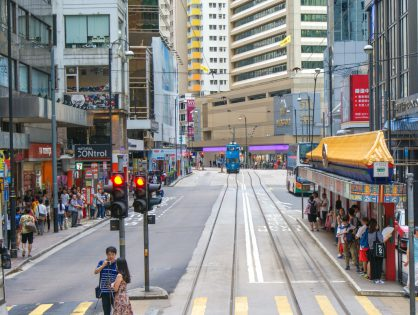 Nasz Hongkong [cz.12] - kebab, zioła, sushi