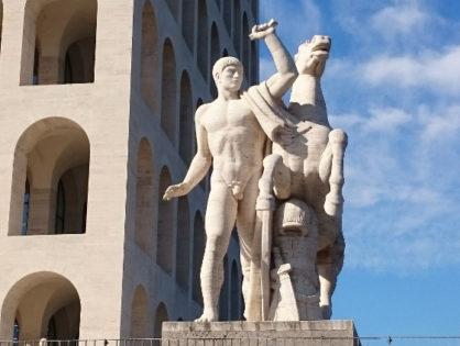 Rzymskie dolce vita [cz.4] - EUR, Zatybrze i Lido d Ostia
