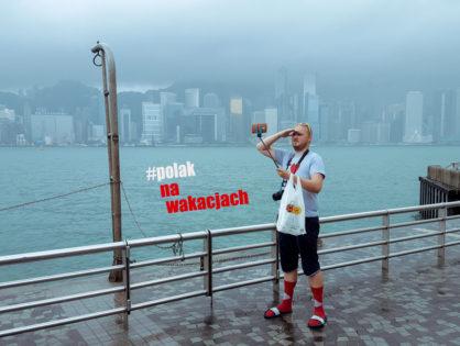 Nasz Hongkong [cz.15] - Polak w wielkim mieście