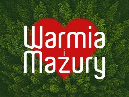 Podróż z książką - Odetchnij od miasta - Warmia i Mazury