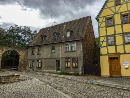 Perełki Niemiec - Merseburg