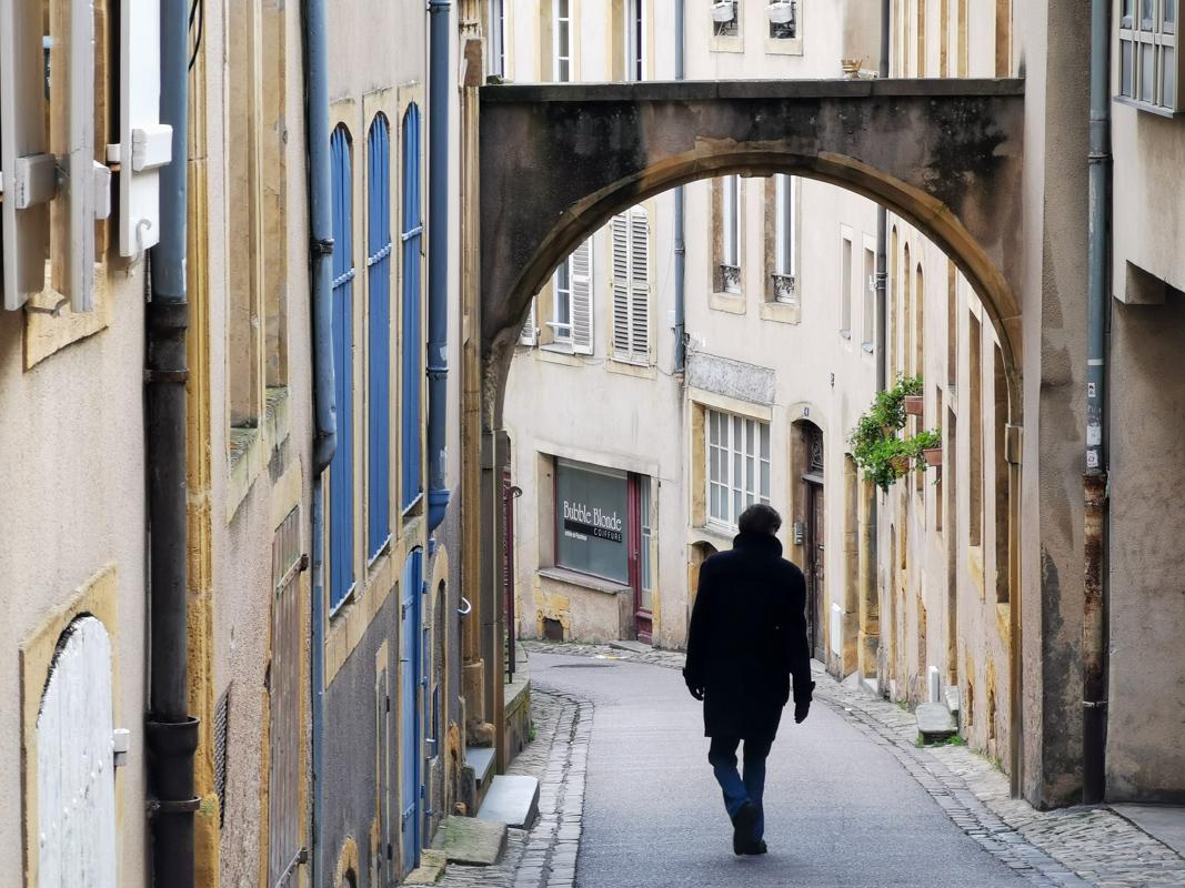 Wirtualny spacer po Metz [cz.2]