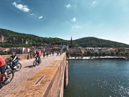 Heidelberg - Niemcy też mają swoją Pragę