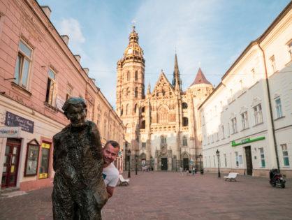 Koszyce - Piękne miasto na Słowacji