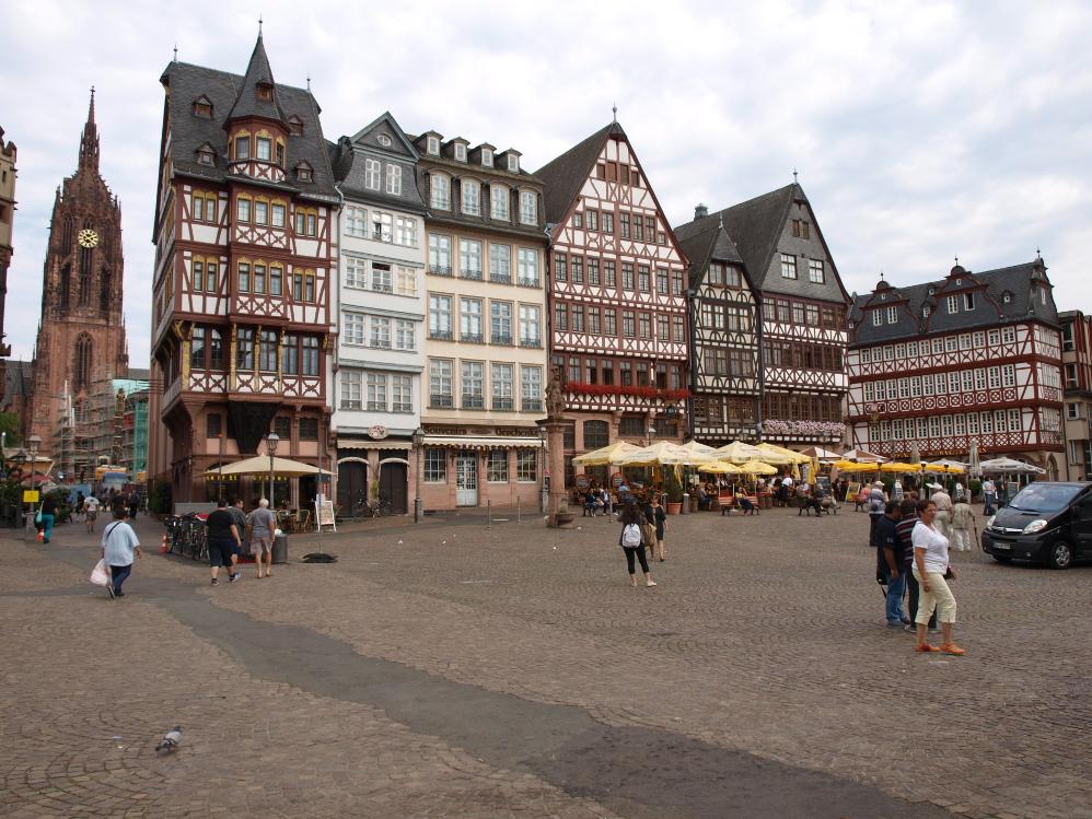 Ulica frankfurt czerwona Ulica Czerwona