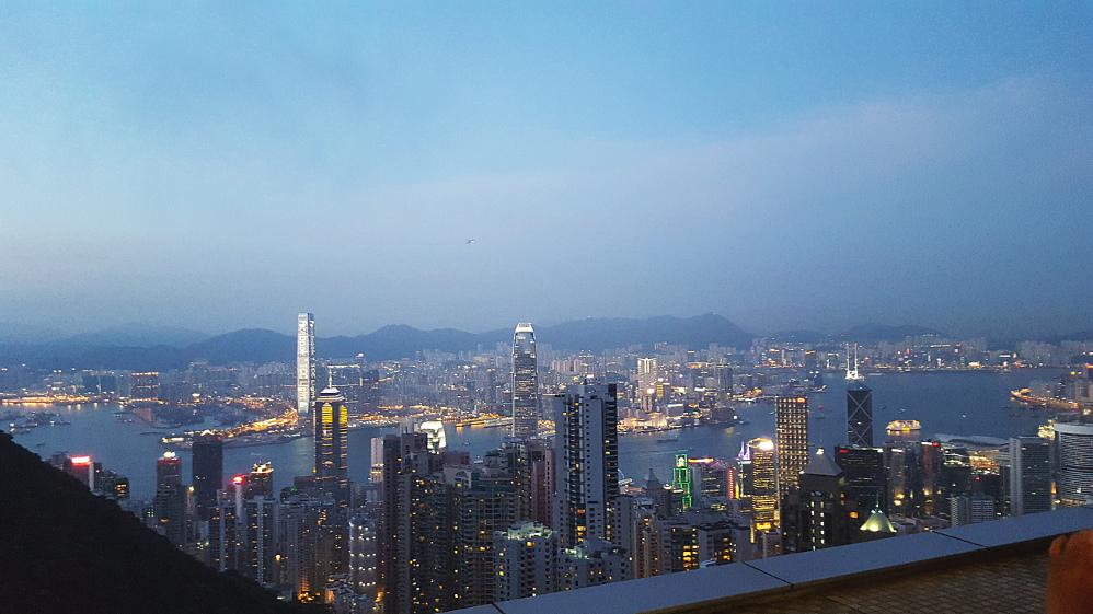 Nasz Hongkong [cz.4] – The Peak – Czy ktoś wie jak tam dotrzeć?