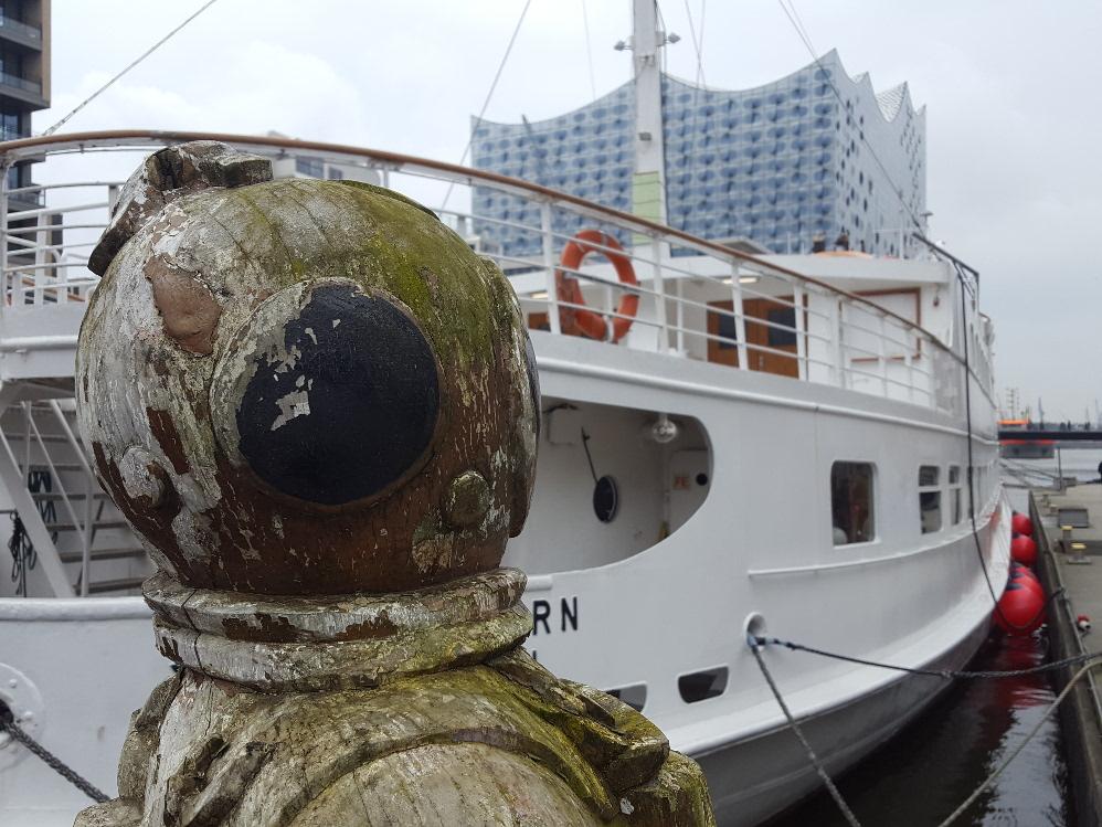Wycieczka niespodzianka – Hamburg [cz.1]