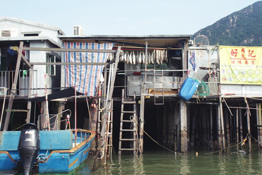 Nasz Hongkong [cz.6] – Wioska Tai O