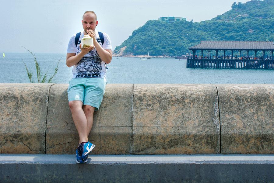 Nasz Hongkong [cz.7] – Kokosy w Stanley i brak frytek w KFC
