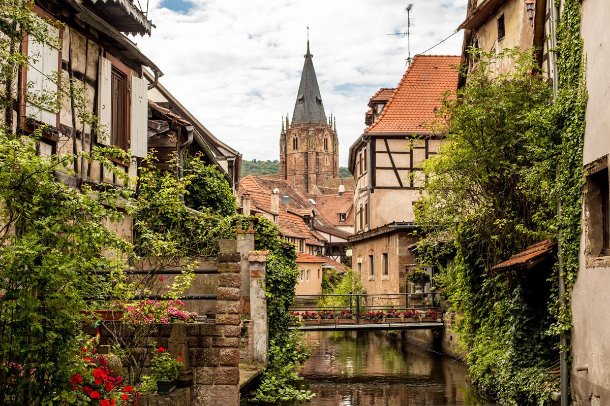 Wissembourg – Bajkowe miasteczko we Francji