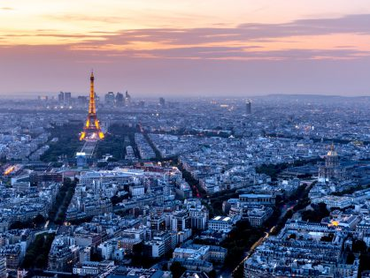 Nasz Paryż [cz.1] - intensywne zwiedzanie