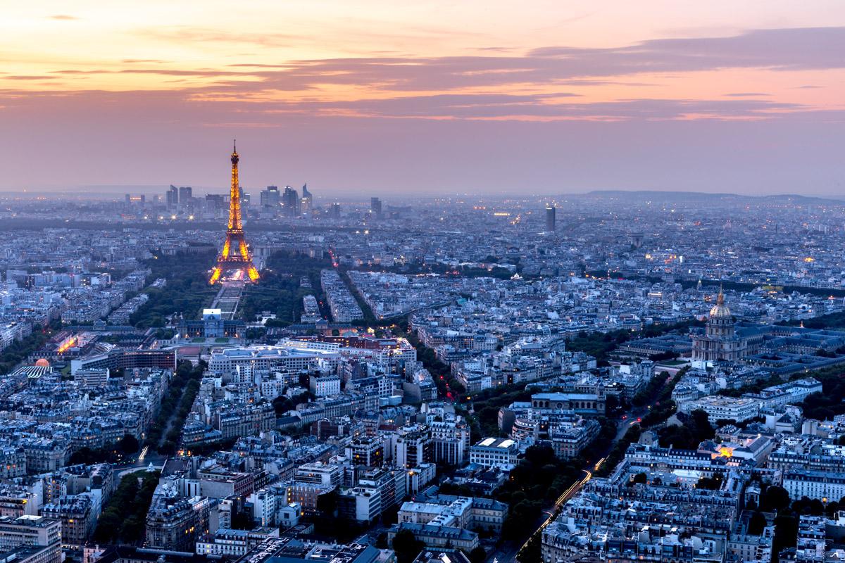 Nasz Paryż [cz.1] – intensywne zwiedzanie