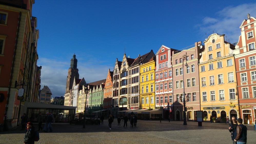 Wrocław [cz.1] – Maraton