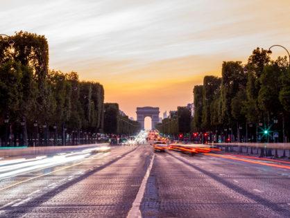 Nasz Paryż [cz.3] - Śmierdzące sery i miasto nocą