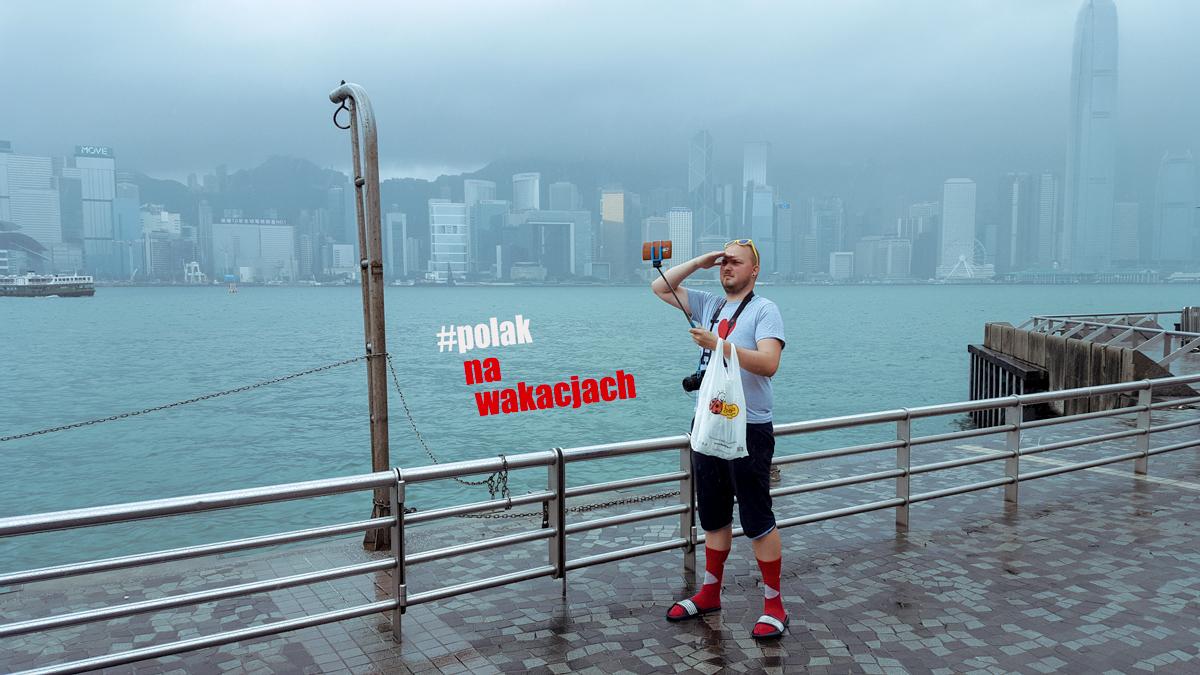 Nasz Hongkong [cz.15] – Polak w wielkim mieście