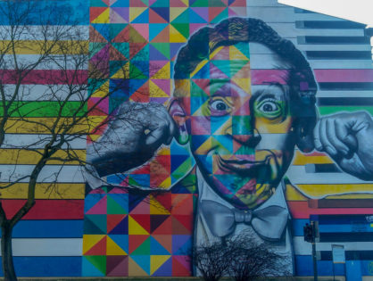 Łódź [cz.4]- Street art