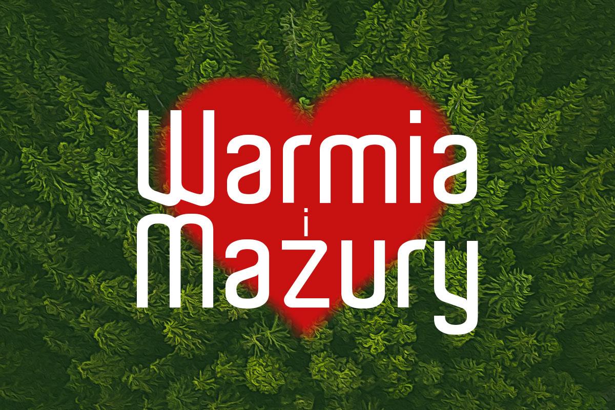 Podróż z książką – Odetchnij od miasta – Warmia i Mazury