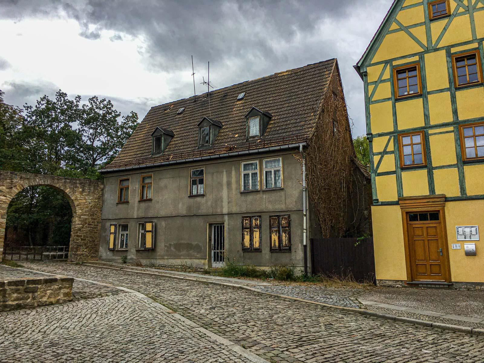 Perełki Niemiec – Merseburg