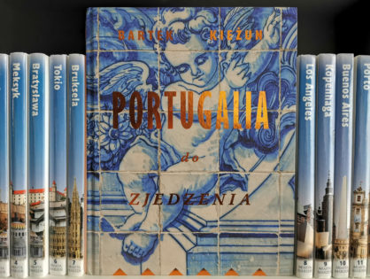Podróż z książką- Portugalia do zjedzenia