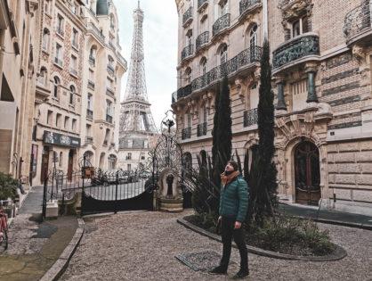 Paryż - poza turystycznym szlakiem