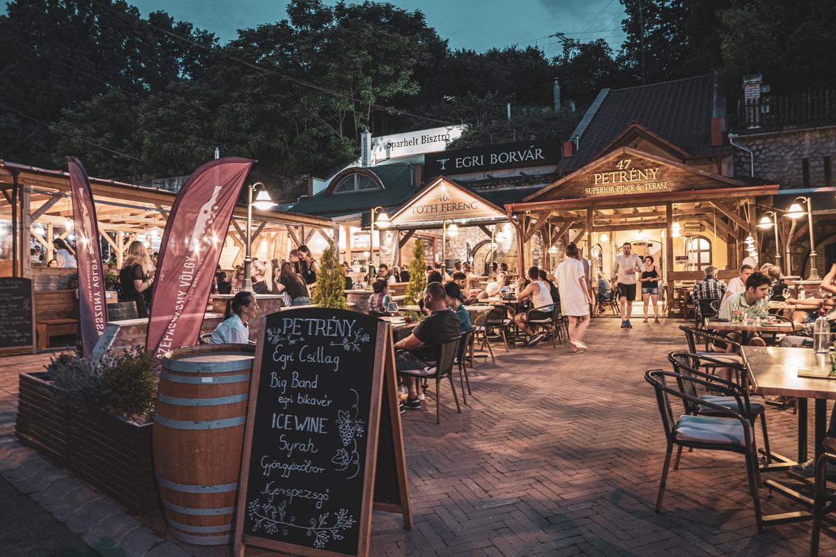 Eger – gościnne miasto na Węgrzech