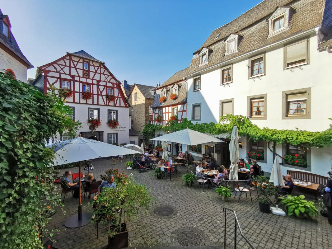 Top 8 miasteczek niemieckiej Nadrenii