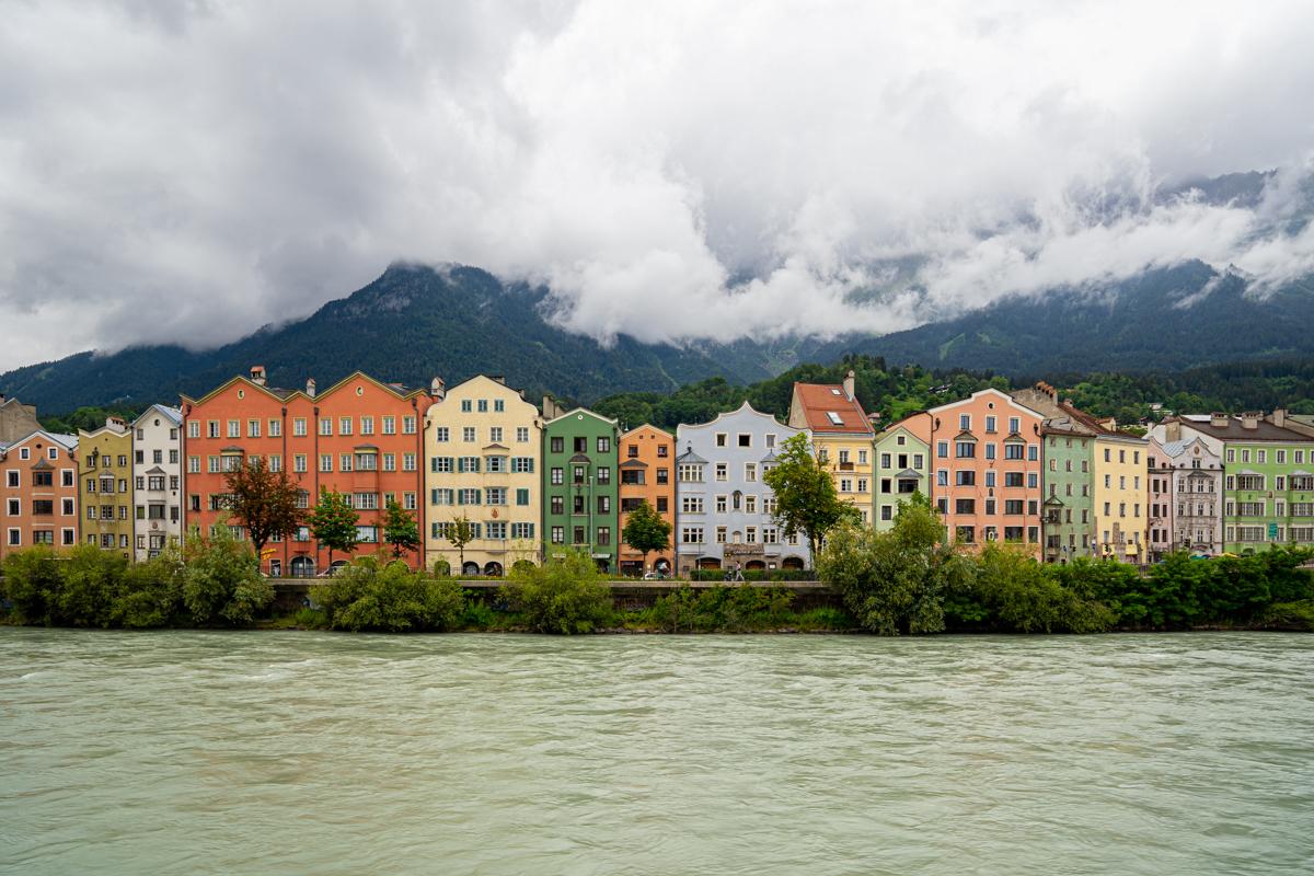Innsbruck – złoto, kryształy i ośnieżone szczyty