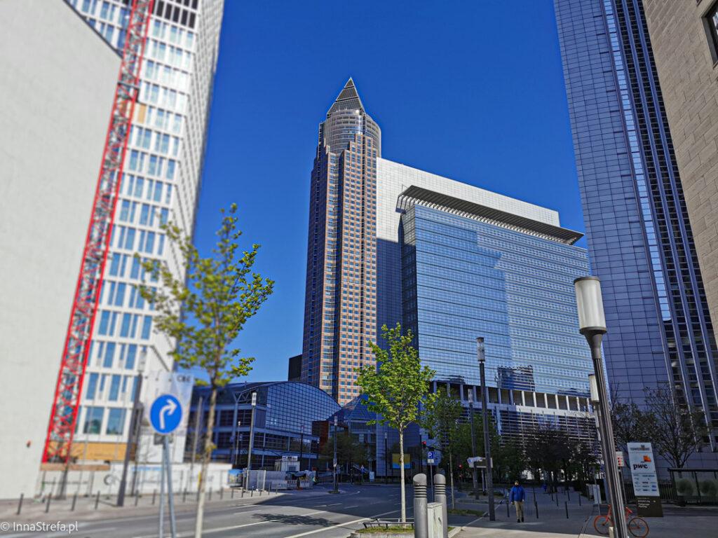 wieża targowa Frankfurt