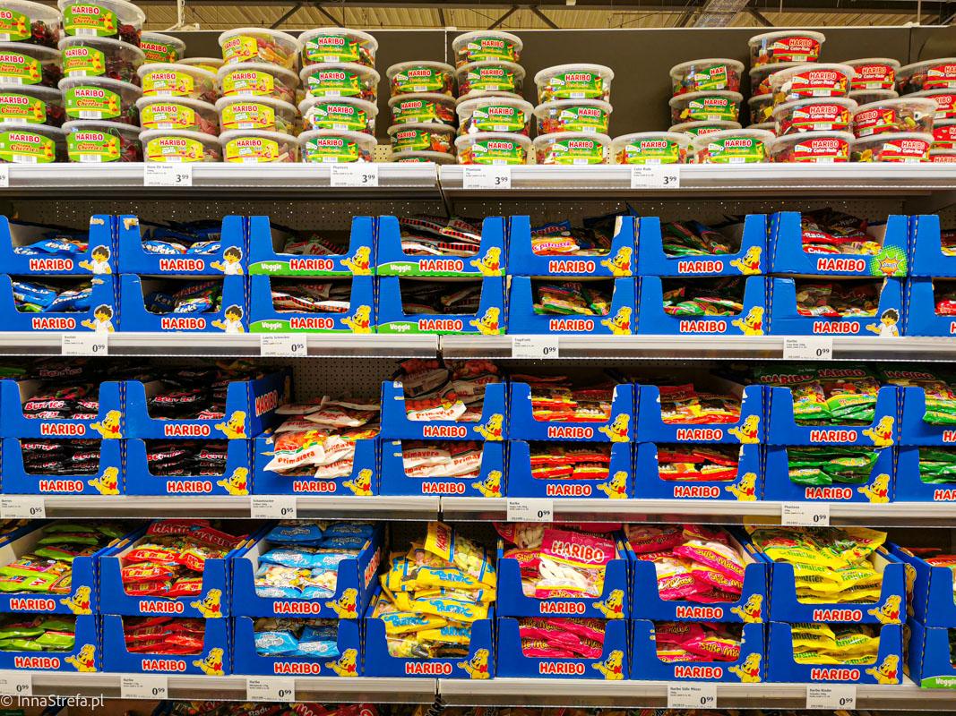 20 dziwnych rzeczy, które możesz kupić  w niemieckim supermarkecie