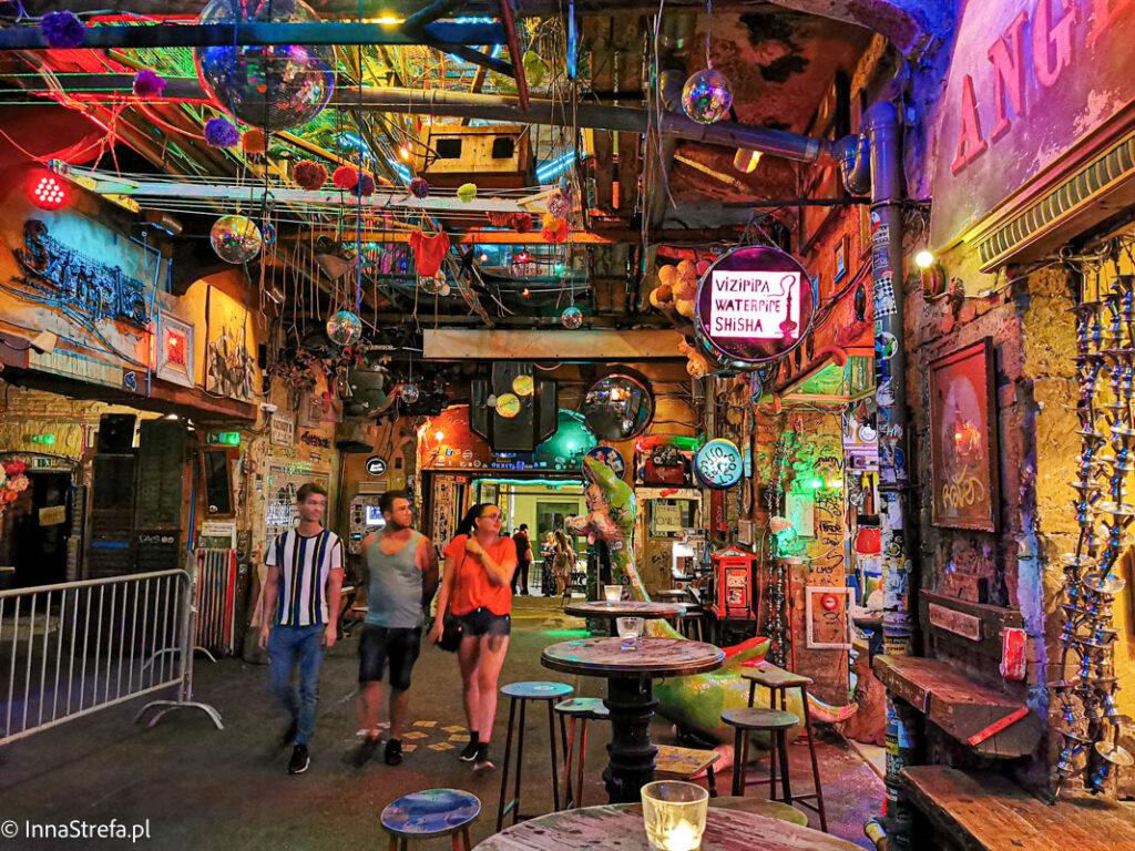 Ruin bar w Budapeszcie