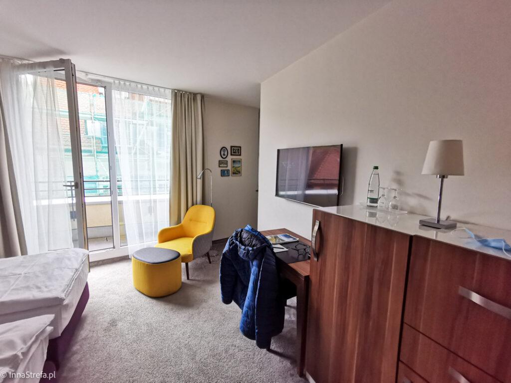 Hotel Krone Tybinga