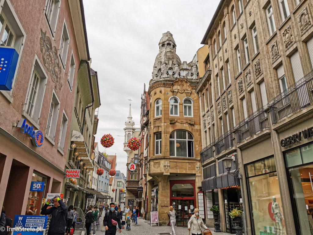 Ulica przy muzeum