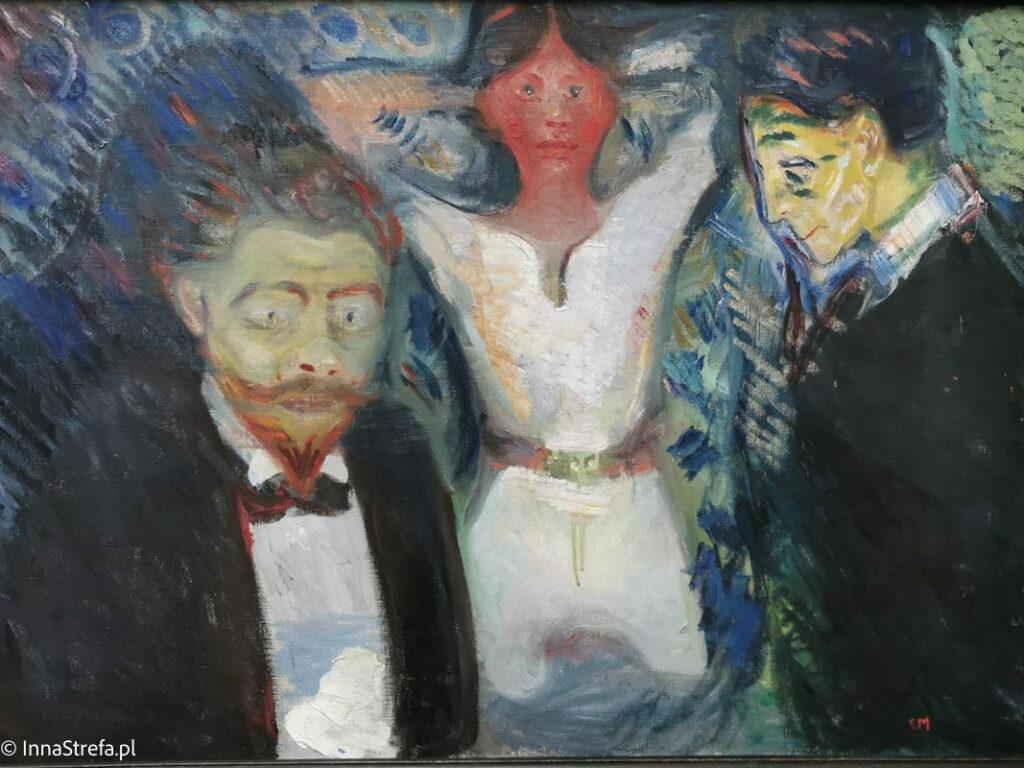 Muzeum Frankfurt Munch